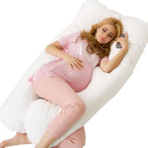 zwangerschapskussen quper big wit